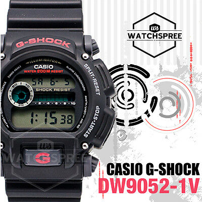 Casio G-Shock Sports Men's Watch DW9052-1V