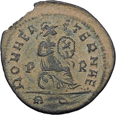Constantine II Jr Constantine the Great son Very rare Ancient Roman Coin i47019