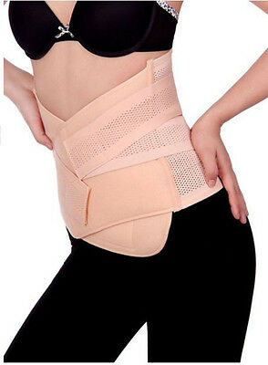 Postpartum Support Recovery Waist Belly Belt Corset Pregnancy Girdle Body Wraps