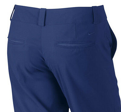 2014 Nike Women's Luxurious Silk-Effect Golf Pants 618147-467 $85 Pick Size