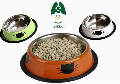 Wholesale Lot of 48pcs Dog Cat Pet Bowl Stainless Steel Feeding Food Water Small