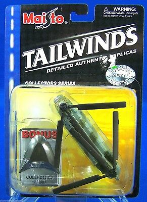 Chinook CH-47 2001 Maisto Tailwinds Royal Air Force Military Helicopter Die Cast