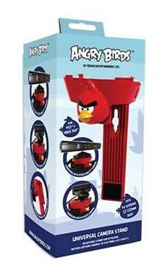 Angry Birds Universal Camera Clip Stand Wall Mount PS Eye Motion Xbox 360 Kinect