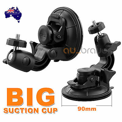 Car Suction Cup Mount Tripod Holder for Video Camera