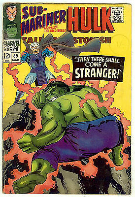 Tales to Astonish #89 (1967; fn-vf 7.0) price guide vaue: $30.00 (£23.00)