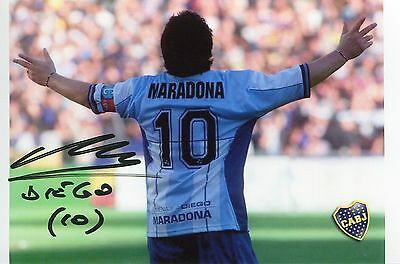Photo de Maradona signature autographe E3!!!!!!!!!!!!!!!!!!!!!!!!!!!!!!!!!!!!!!!