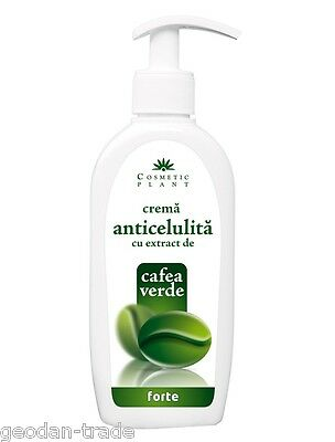 Crema anticellulite forte Anti-Cellulite Cream Body Care Cosmetic Plant 250 ml