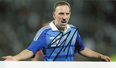 Photo de Ribéry signature autographe E2!!!!!!!!!!!!!!!!!!!!!!!!!!!!!!!!!!!!!!!!!