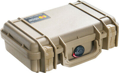 Desert Tan Pelican 1170 472-PPWC-CPC Shooters Solution case + Engraved nameplate