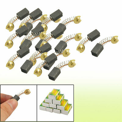 """20 Pcs Electric Drill Motor Carbon Brushes 31/64"""" x 19/64"""" x 1/4"""""""