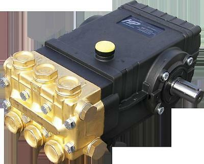 HP Pump HP5535 Plumbed with Gear Reducer 5.5 HP 3500 PSI