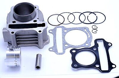 49.5cc - 50cc Scooter Cylinder and  Piston Set 39mm 139QMB 4 stroke 274/3000E