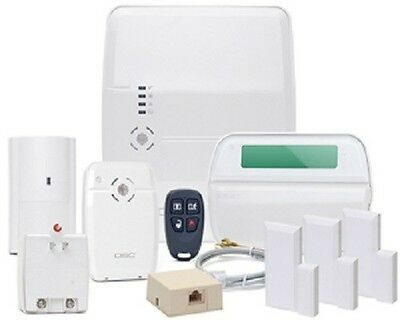 Digital Security Controls Dsc Kit495-17Gcp01 Alexor System Kit Gsm