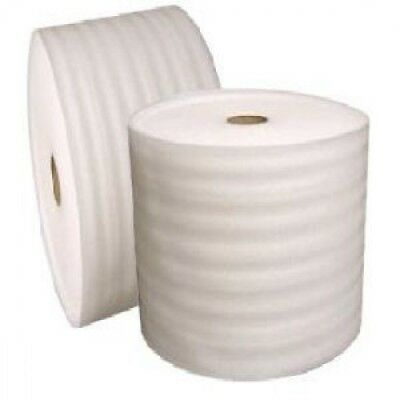 Jiffy Foam Wrap Rolls / Underlay Packing - Various Widths & Thicknes Available