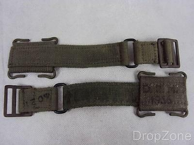 PAIR of British Military Army 44 Pattern Brace Attachments