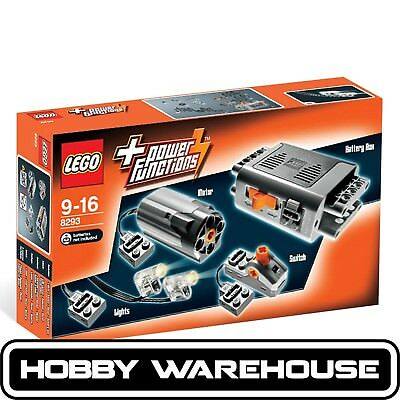 LEGO 8293 Power Functions Motor Set (BRAND NEW SEALED)