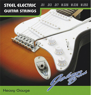 Johnny Brook High Quality Steel Electric Guitar Strings String Pack Of 6