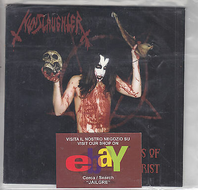 NUNSLAUGHTER - the guts of christ  EP 7""