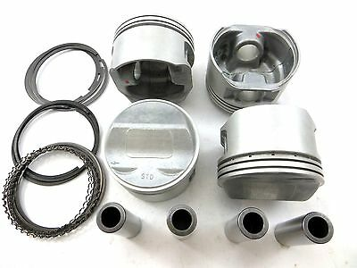 "Upgraded Piston/OES Ring Kit (.020"") 01-08 2.4L Chrysler Dodge Jeep DOHC EDZ"