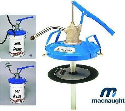 B22-00043 - Redashe® Macnaught® Grease P p - Description Grease Pump