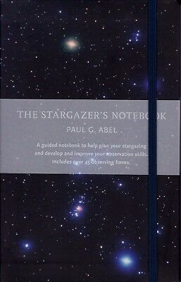 THE STARGAZER'S NOTEBOOK / Astronomy / Notebook : WH1-R1B : PB789 : NEW NOTEBOOK