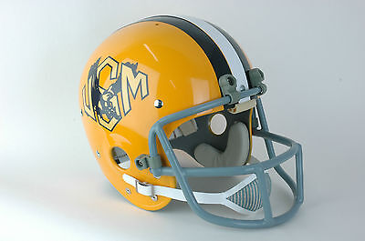Southern Mississippi Suspension Football Helmet History USM RK Helmets to Choose