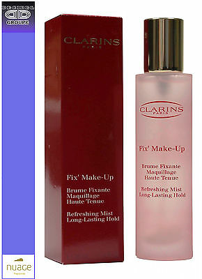 CLARINS FIX' MAKE-UP 30 ML - Brume Fixante Maquillage - Refreshing Mist