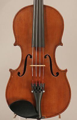 Old, Antique, Vintage Violin Lab. Made in Nippon 3/4 Size