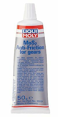 Liqui Moly MoS2 Gear-Oil Additive 50g German Technology &  Made 2510