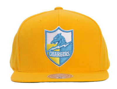 21fca22c NEW SAN DIEGO Chargers Mitchell And Ness Throwback Stitched Jersey ...