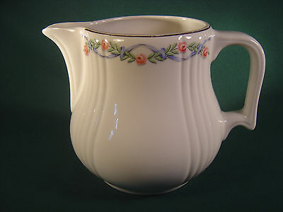 Vintage 1950s Hall's Superior Quality Kitchenware Pitcher - Wildfire Pattern