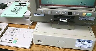 CANON MS500 MICROFILM SCANNER w/ Controller/ Keyboard/ Remote/ Printer & Cables