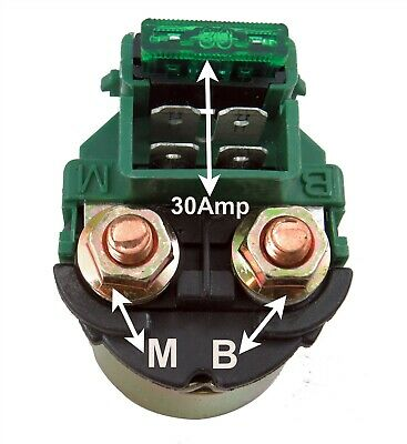 Starter Solenoid Relay HONDA GOLD WING 1500  GL1500 1988-2000 Magnetic switch