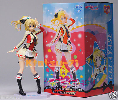 Love Live! Premium PM Figure ELI Our miracle Lovelive AYASE ELI *