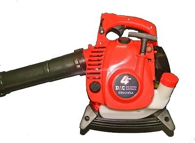 4 Stroke Petrol Leaf Blower Commercial Petrol blower with Mulching Vacuum Kit