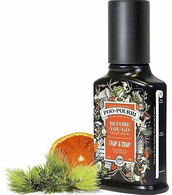 POOPOURRI BEFOREYOUGO BATHROOM Toilet Odor Neutralizer Spray Trap - Bathroom odor neutralizer
