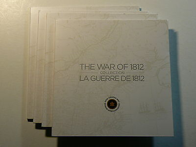 Canada, The War of 1812 Collection, 2012 RCM Coin Holder, New #G2864