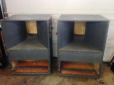 ALTEC VOICE OF THE THEATER SPEAKER CABINETS A5 A7