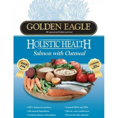 Golden Eagle Cane Holistic 12Kg Salmone - Gehf818