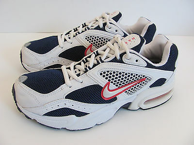 quality design aaf6f 8660b Nike 2003 Air Max Red White Blue Running Shoes, Womens US 9.5 EUR 41