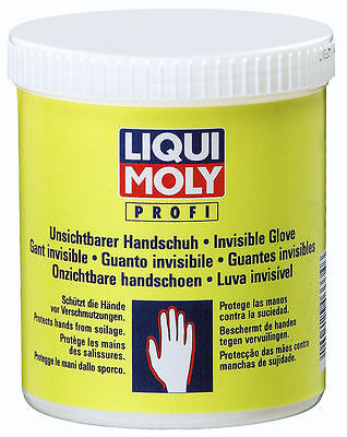 Liqui Moly Invisible Glove Barrier Cream 650ml German Hand Cream Technology 3334