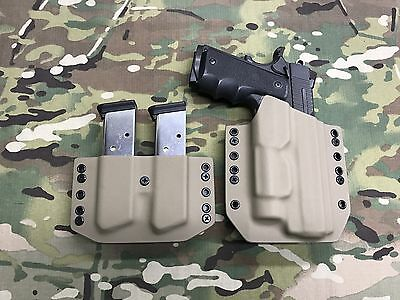 Sig Pro 2340 Right Hand Uncle Mikes Kydex Paddle Holster 5423-1