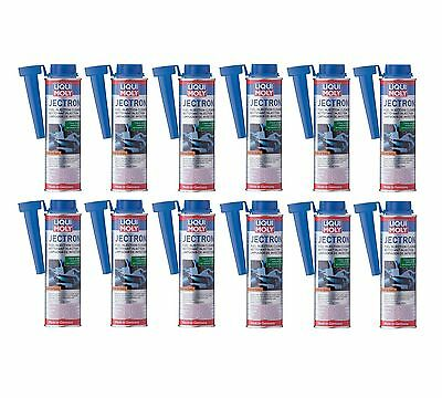 12x Liqui Moly Jectron Fuel Injection Cleaner For Gas Engine 300ml LiquiMoly
