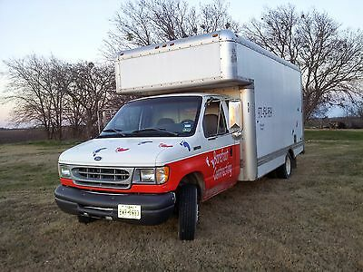 Ford : E-Series Van VAN Former UHAUL truck Great condition ready for work