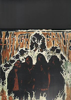 WITCHGRAVE - same LP