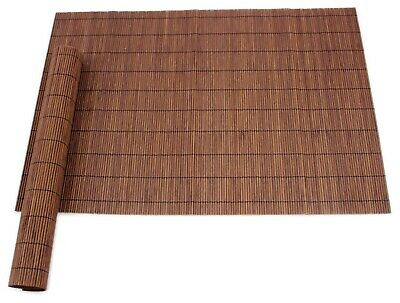 A Pair Of Placemats Table Mat Bamboo Eastern Extra Large Tableware Wood Dining