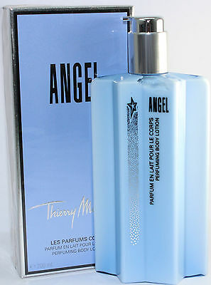 ANGEL PERFUMING BODY LOTION 7.0oz/200ml FOR WOMEN NEW IN BOX