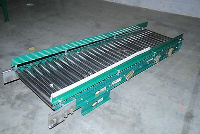 "Alvey Roller Conveyor Section, 24"" W x 90"" L, No Motor (K35)"