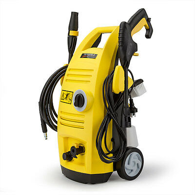 JETUSA High Pressure Washer Electric Water Cleaner Gurney Pump Hose Cleaning