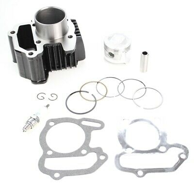 Yamaha Badger 80 YFM80 Cylinder Piston Gasket Top End Kit 1985-2001